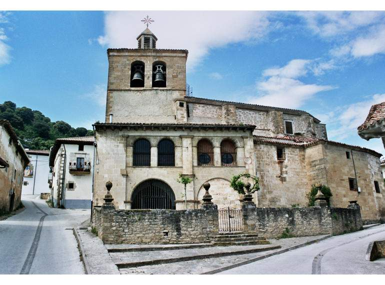 parroquia de san millan iturgoyen
