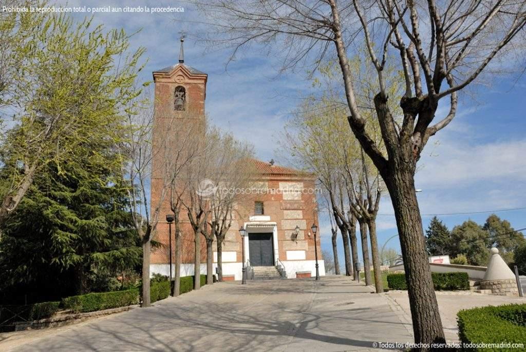 parroquia de san millan moraleja de enmedio