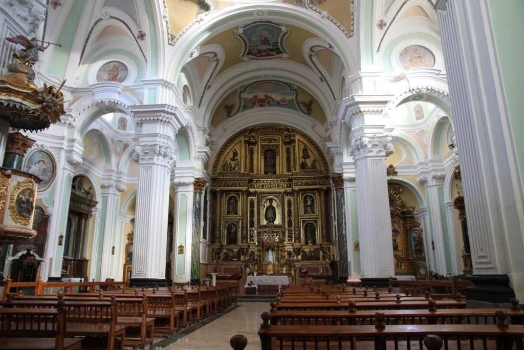 parroquia de san millan orihuela del tremedal
