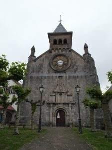parroquia de san nicolas burguete