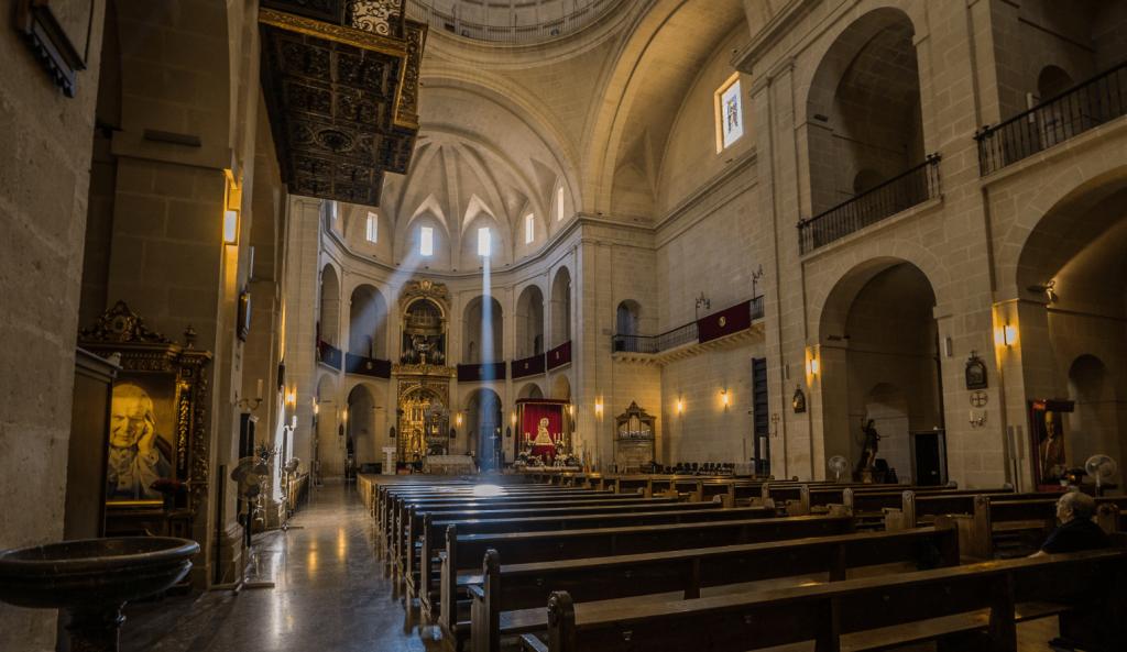 parroquia de san nicolas concatedral alicante