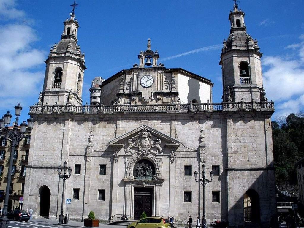 parroquia de san nicolas de bari bilbao