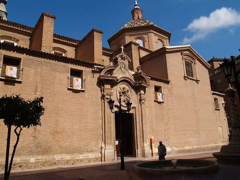 parroquia de san nicolas de bari cartagena