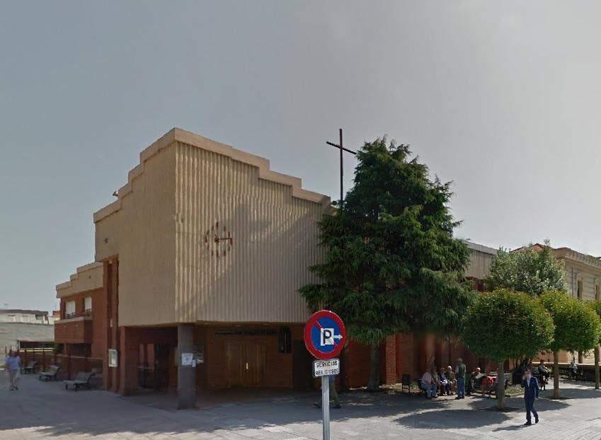 parroquia de san nicolas de bari el coto gijon