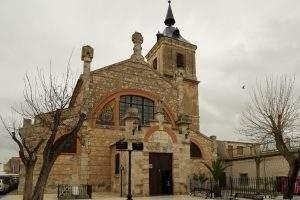 parroquia de san nicolas de bari huerta de valdecarabanos