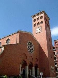 Parroquia de San Nicolás de Bari (Miranda de Ebro)