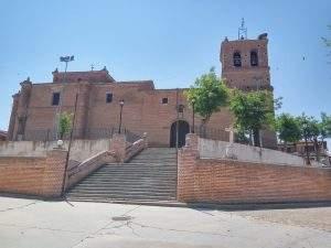 parroquia de san nicolas de bari pollos
