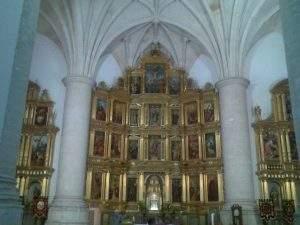 parroquia de san nicolas de bari priego