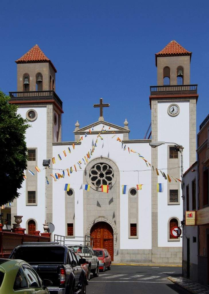 parroquia de san nicolas de tolentino la aldea de san nicolas