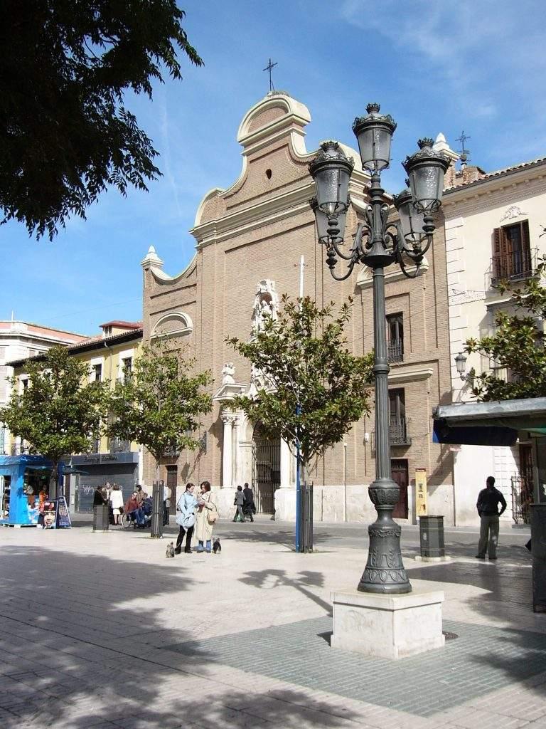 parroquia de san nicolas el real guadalajara