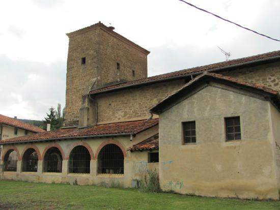 parroquia de san nicolas larrasoana