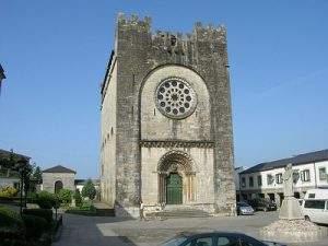 Parroquia de San Nicolás (Mercedarios) (Portomarín)