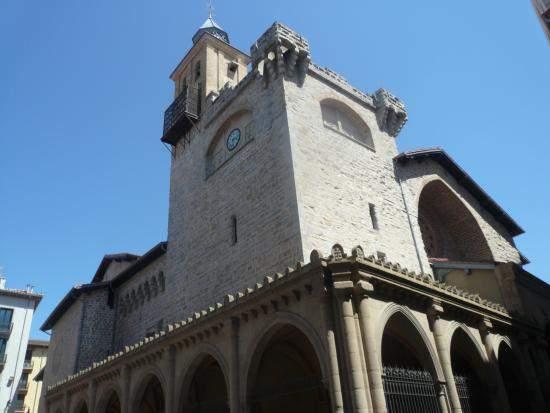 parroquia de san nicolas pamplona