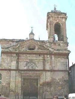 parroquia de san nicolas requena