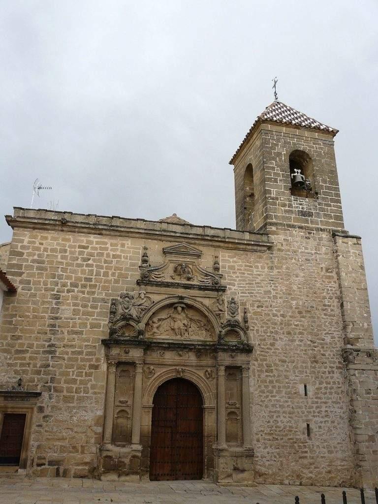 parroquia de san nicolas ubeda