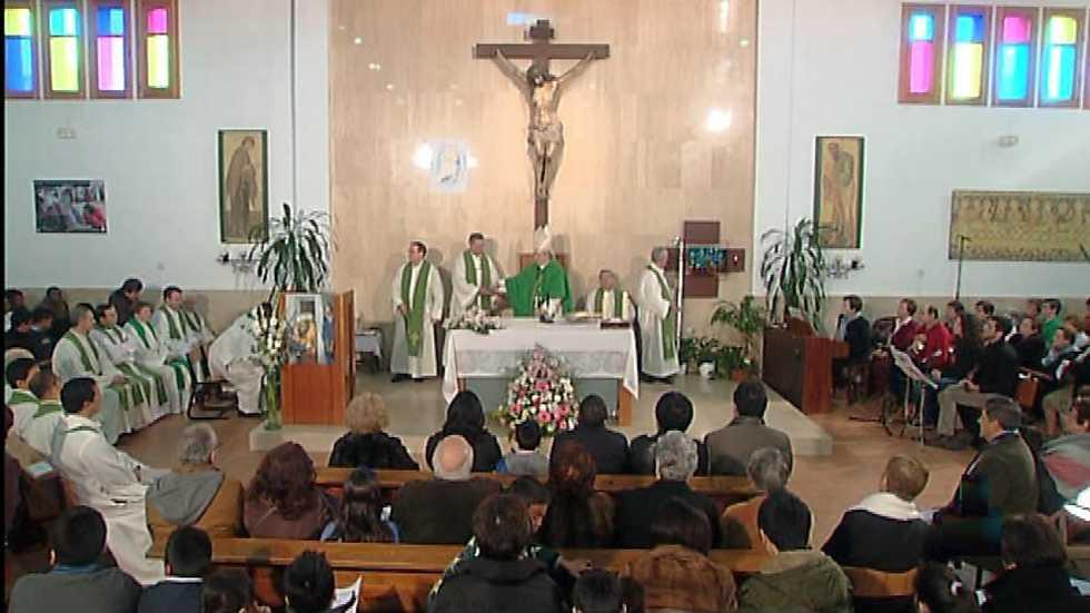parroquia de san pablo altza donostia