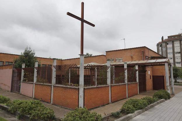 parroquia de san pablo apostol poligono gijon