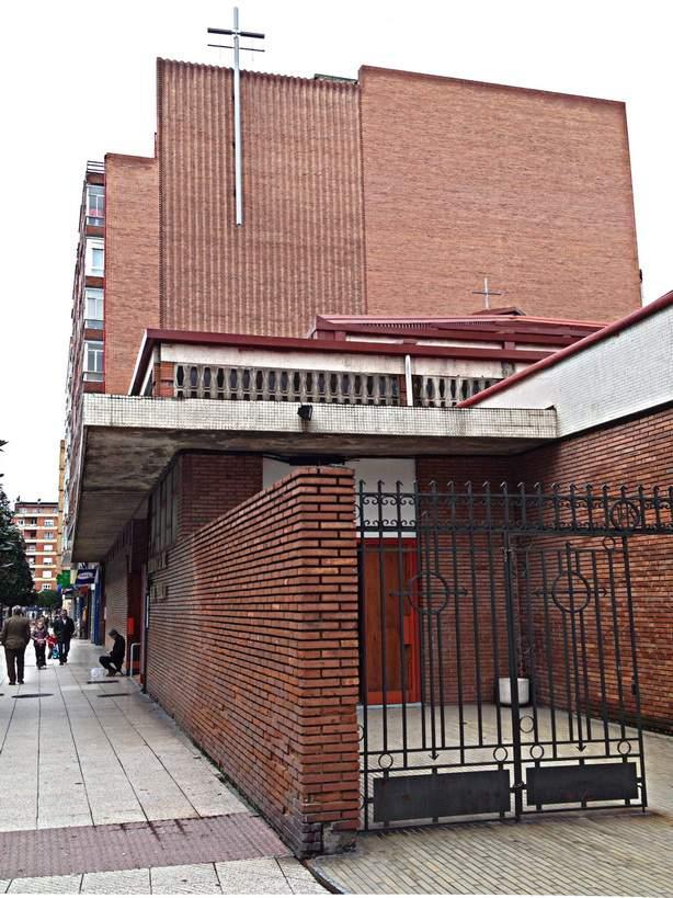 parroquia de san pablo de la arganosa oviedo