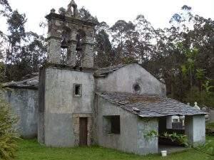 Parroquia de San Pablo (Os Freires) (Ortigueira)