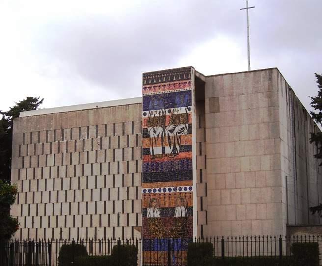 parroquia de san pablo sevilla