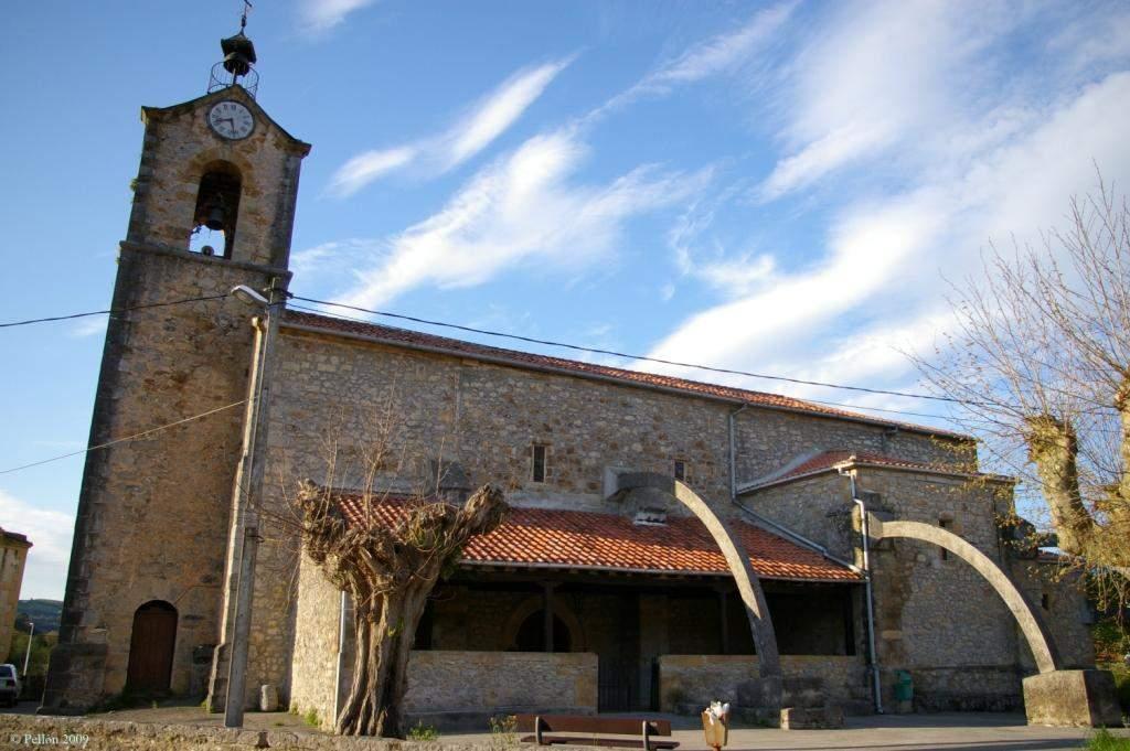 parroquia de san pantaleon bernales