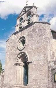 parroquia de san pantaleon das vinas montecelo