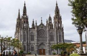 Parroquia de San Patricio (Arucas)