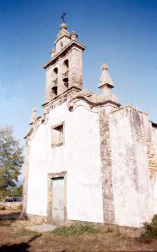 parroquia de san pedro a pobra do brollon