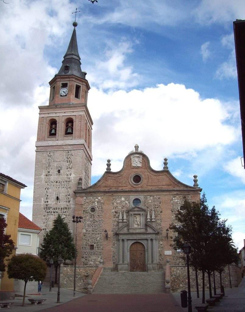 parroquia de san pedro advincula madrid