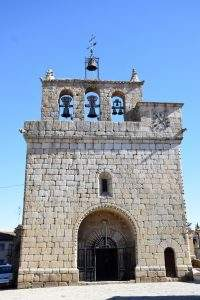 parroquia de san pedro advincula villavieja de yeltes