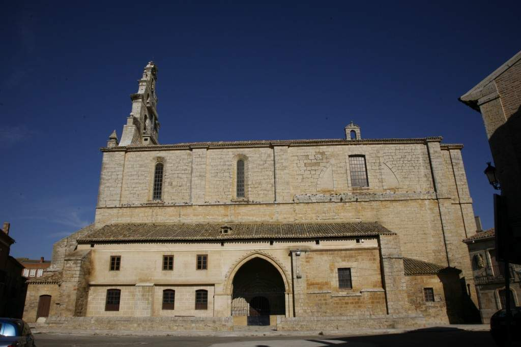 parroquia de san pedro amusco
