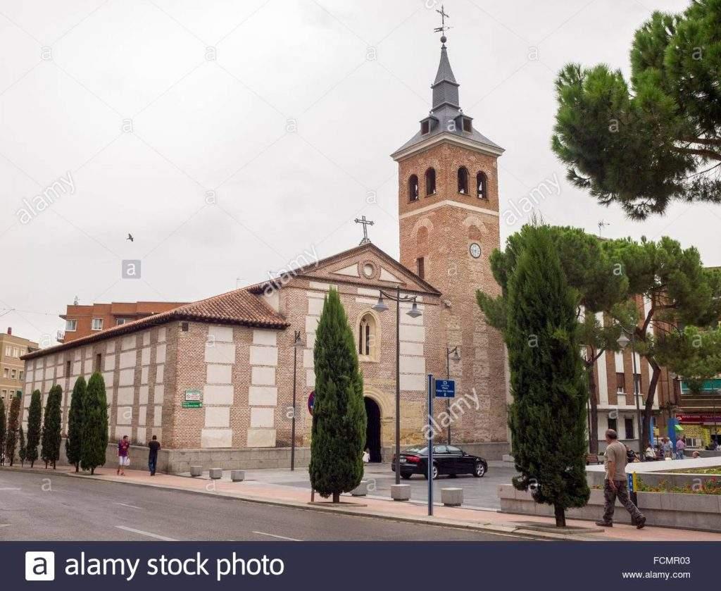 parroquia de san pedro apostol alcobendas