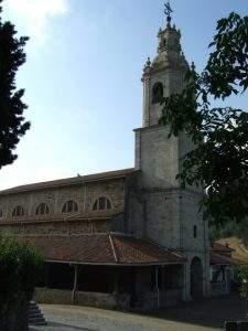 Parroquia de San Pedro Apóstol (Arantzazu) (Igorre)