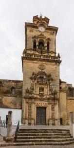 parroquia de san pedro apostol arcos de la frontera 1