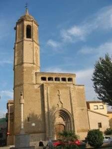 parroquia de san pedro apostol binefar