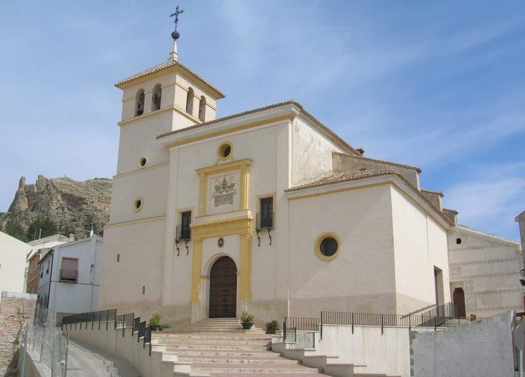parroquia de san pedro apostol calasparra