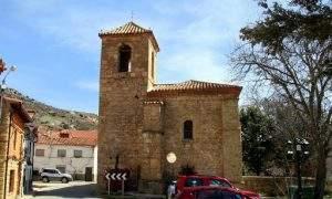 parroquia de san pedro apostol calomarde 1