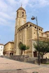 parroquia de san pedro apostol camporrells