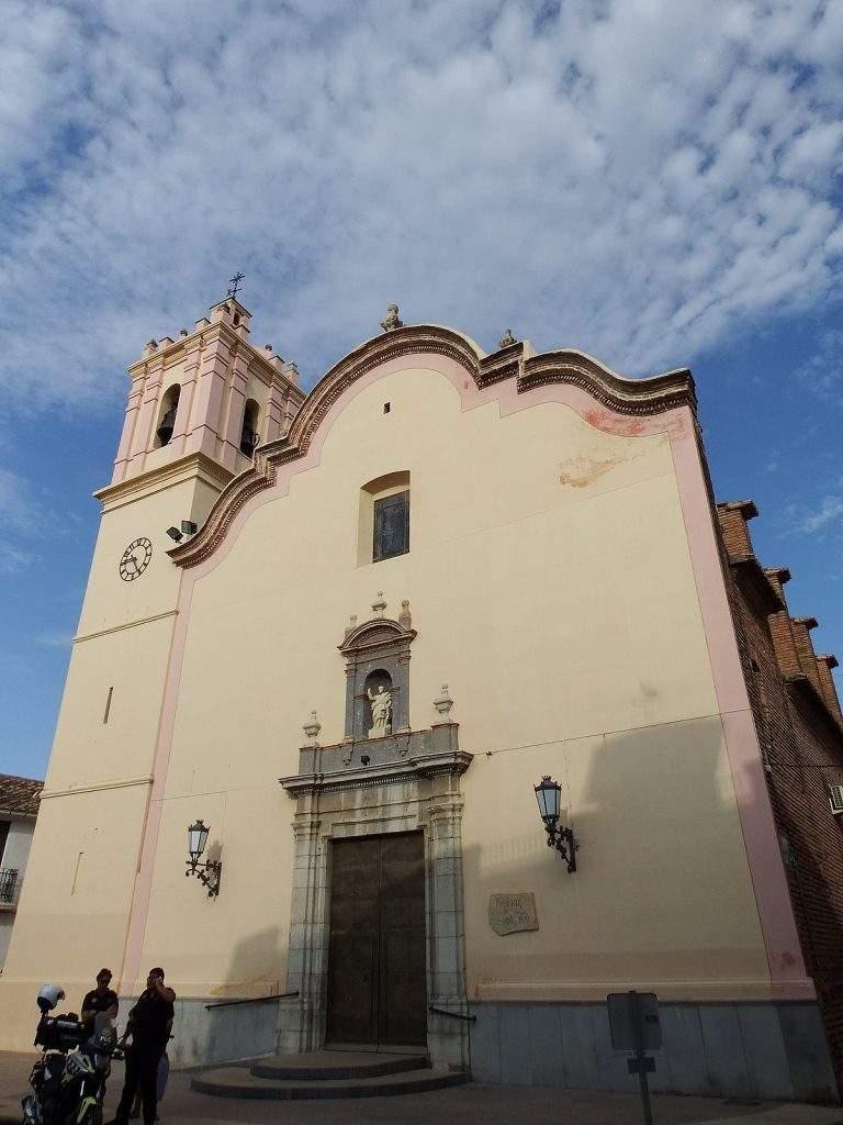 parroquia de san pedro apostol canet den berenguer