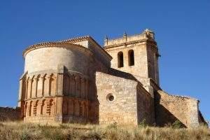 parroquia de san pedro apostol castrillo de solarana