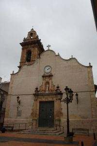 parroquia de san pedro apostol catadau