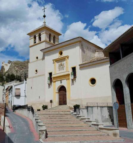 parroquia de san pedro apostol cehegin