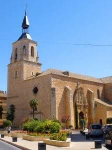 Parroquia de San Pedro Apóstol (Daimiel)