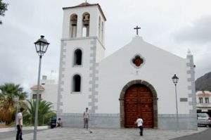 parroquia de san pedro apostol de daute garachico