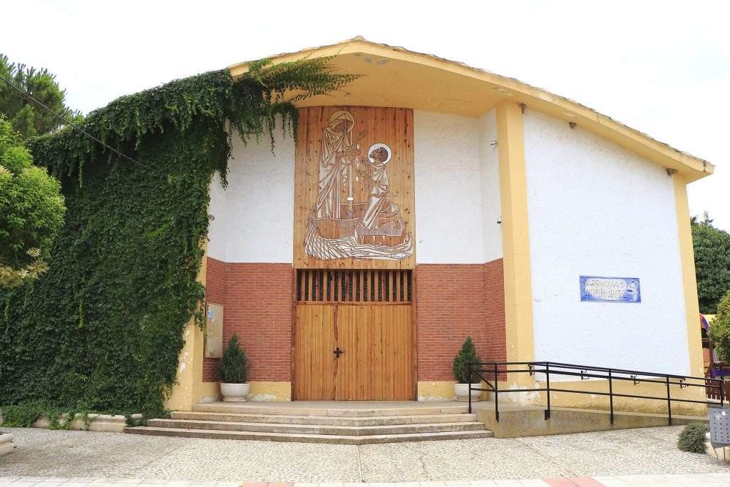 parroquia de san pedro apostol el burgo de ebro