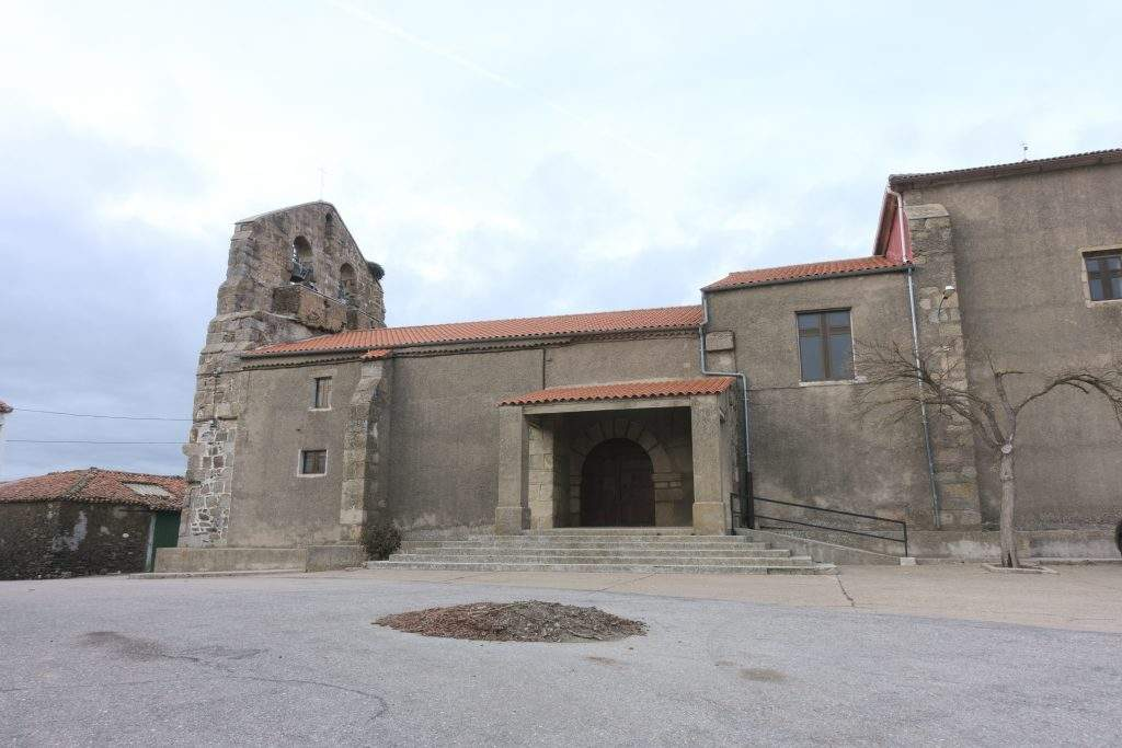 parroquia de san pedro apostol el sahugo