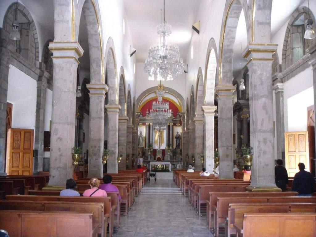parroquia de san pedro apostol ena