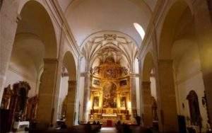 parroquia de san pedro apostol fuente el saz del jarama