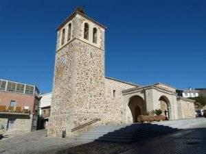 parroquia de san pedro apostol garganta de los montes 1