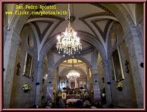 parroquia de san pedro apostol griegos